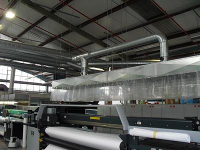 Industrial Extraction Canopies Amp Hoods Design