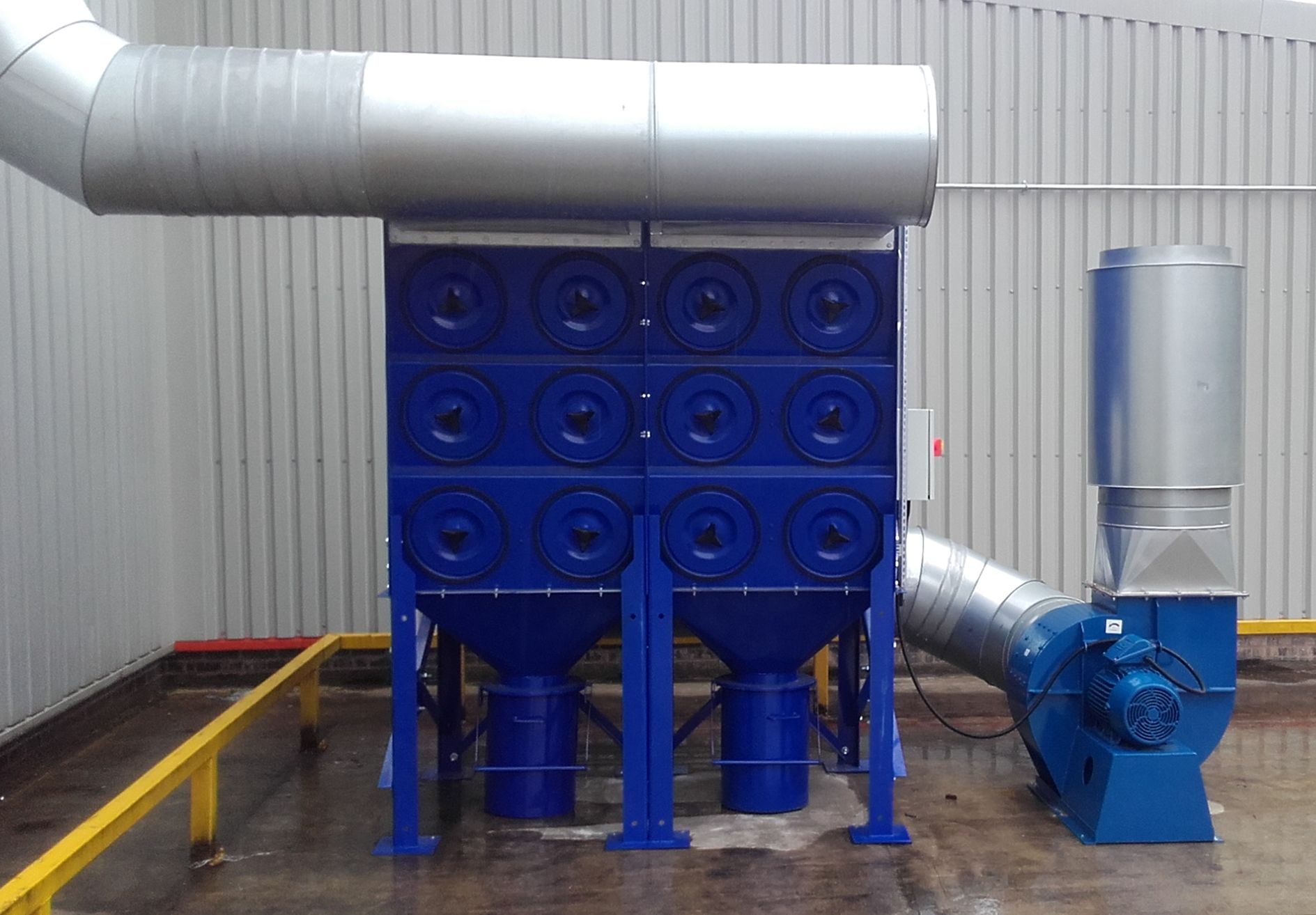 Industrial Amp Commercial Dust Extraction Equipment Systems