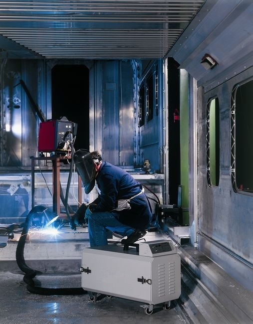 Welding Fume Extraction Systems Design Manufacture