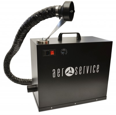 240V AER Portable Welding Fume Extraction Unit