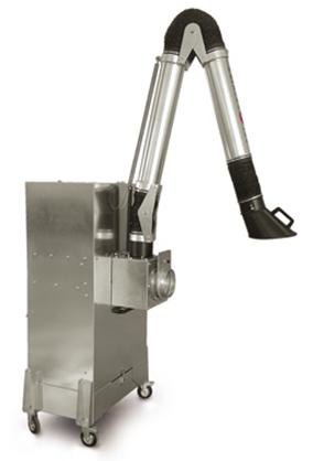 Flour, Sanding and Grinding Extractor