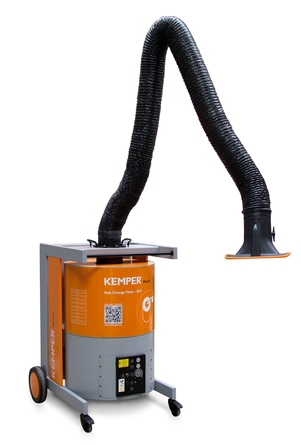 Maxifil Mobile Welding Fume Extraction Unit