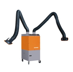 Profimaster Two Arm Welding Fume Extractor