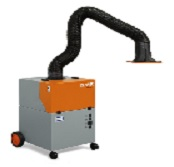 Smartmaster Mobile Welding Fume Extraction Unit