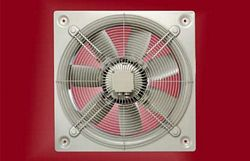 Plate Mounted Axial Extract Fans
