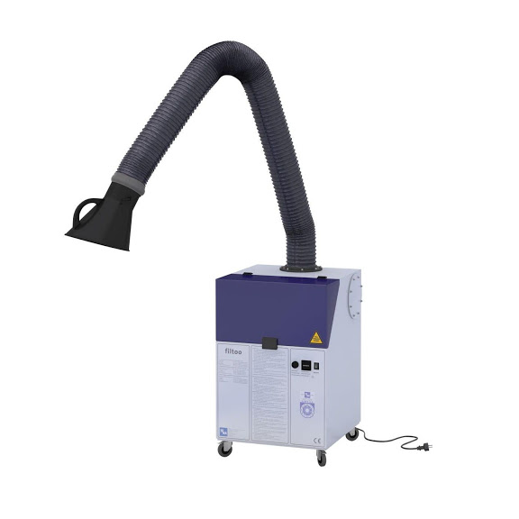 Carbon and Grinding Dust Extractor